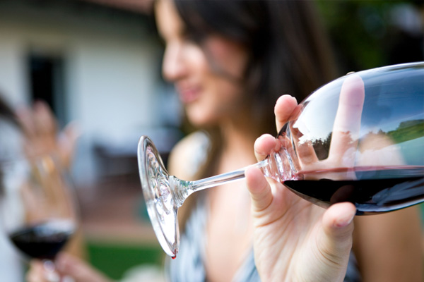 Girlfriend wine getaway