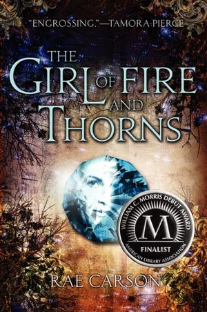 Girl of Fire and Thorns cover