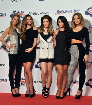 Girls Aloud showcase their inability to act in their latest music video.