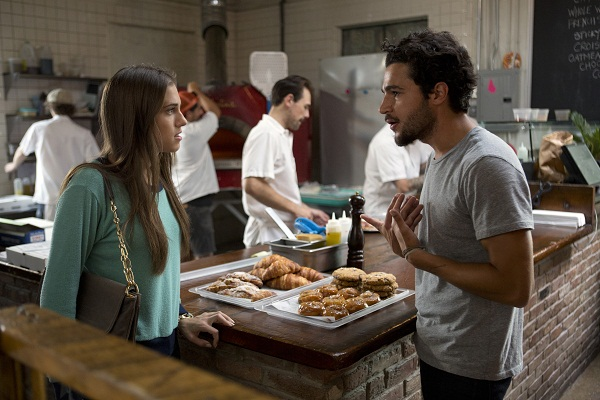 Christopher Abbott leaves Girls