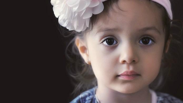 Fiery little girls deserve a baby