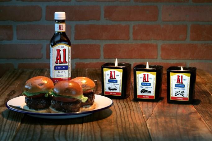 A.1. Sauce candles