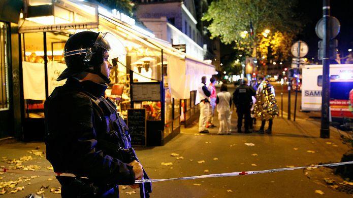 Horrifying attacks in Paris leave the