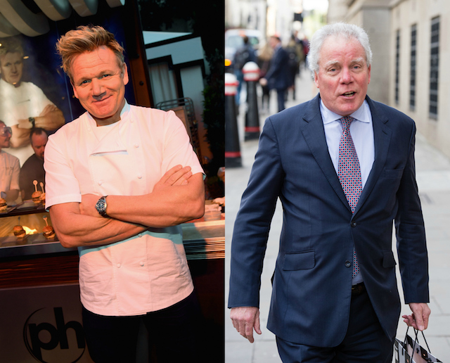 Gordon Ramsay's has been with a lot of people: Chris Hutcheson, his father-in-law