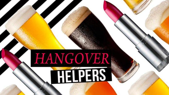 11 Hangover helpers: Before, during and