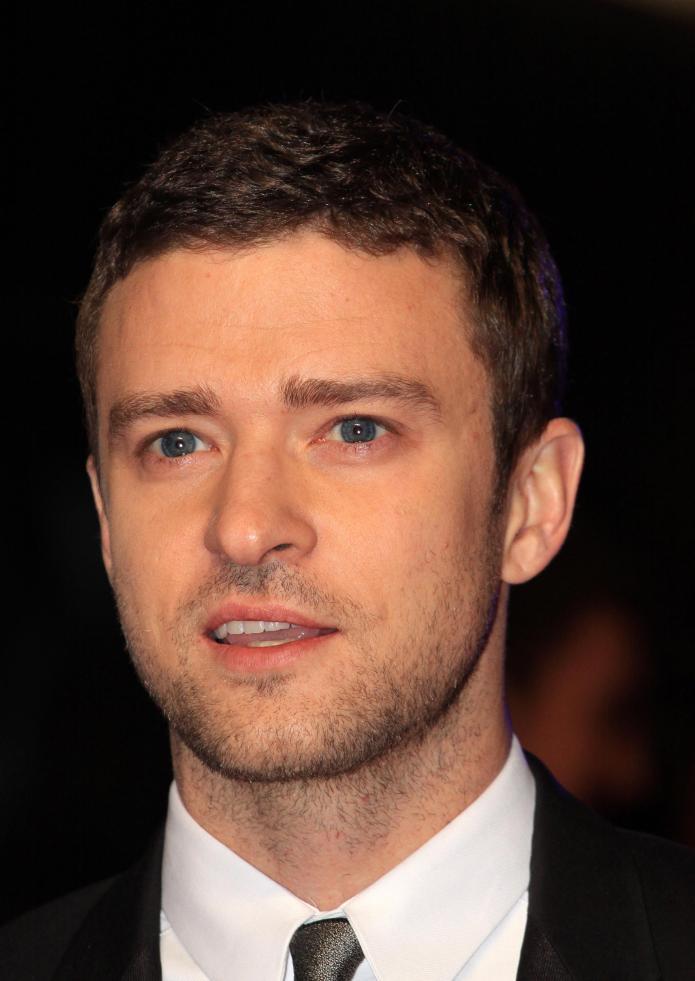 Justin Timberlake: Sexy and successful at