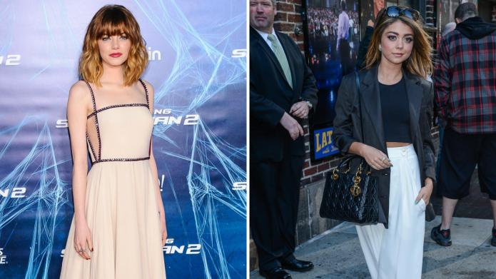 Friday's Fashion Obsessions: Emma Stone and