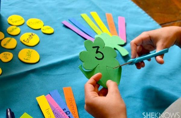 St. Patrick's Day homeschool activities