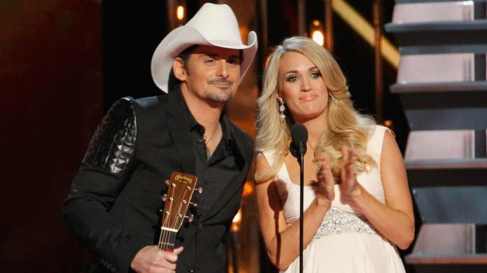 Was Brad Paisley supposed to reveal