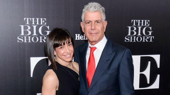 Anthony Bourdain really lucked out with