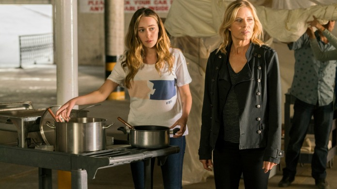 Fear the Walking Dead almost made