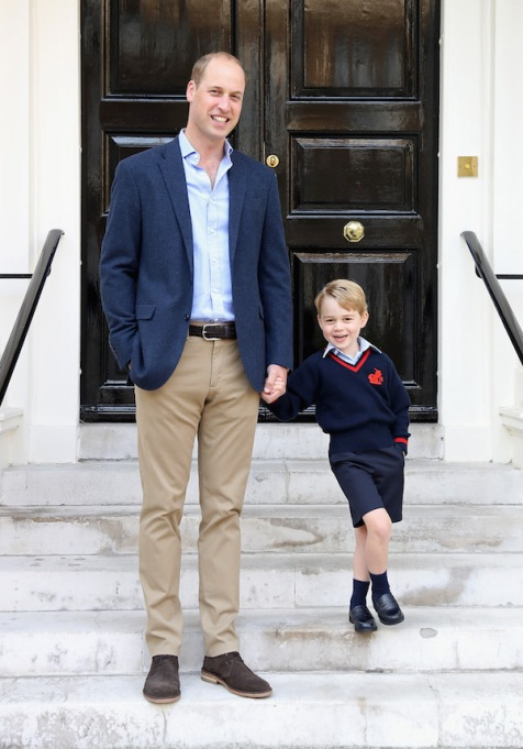 Your Guide to Royal-Baby Living: Where the kids go to school