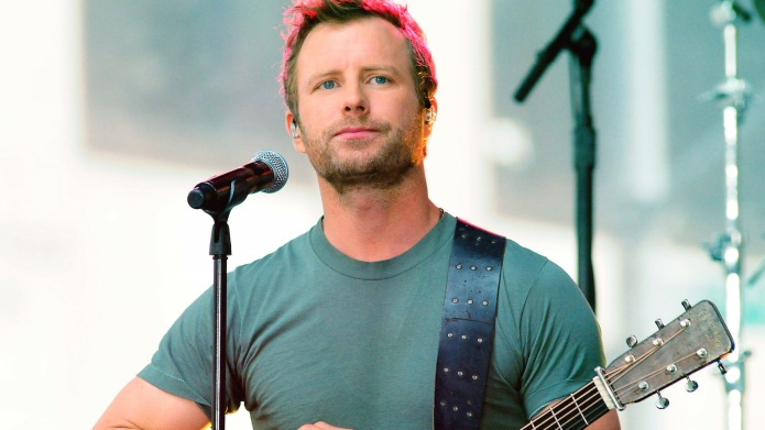 Dierks Bentley performs live on the