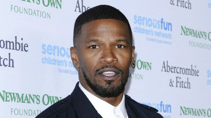 Jamie Foxx reportedly rescued a man