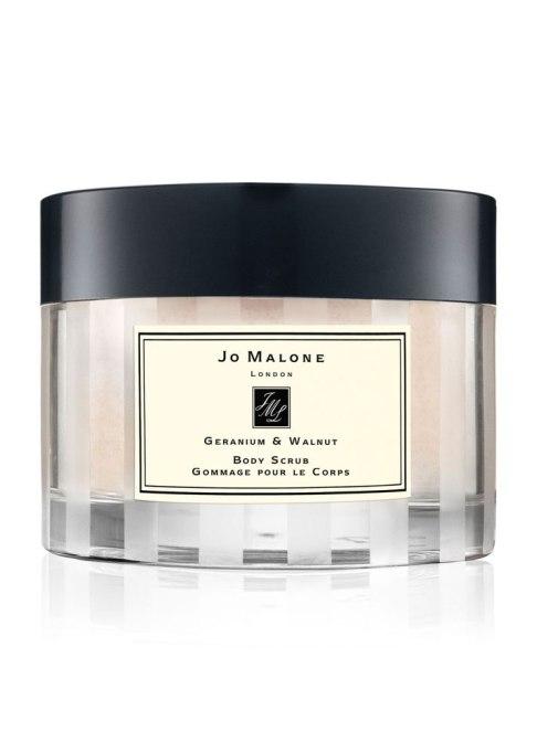 Decadent Bath Products To Try | Jo Malone London Geranium & Walnut Body Scrub