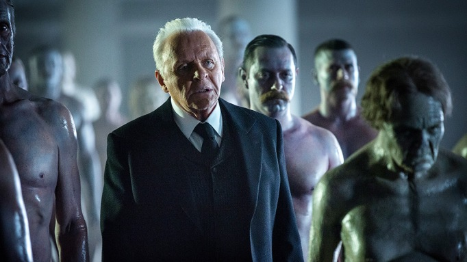 Anthony Hopkins as Arnold in Westworld