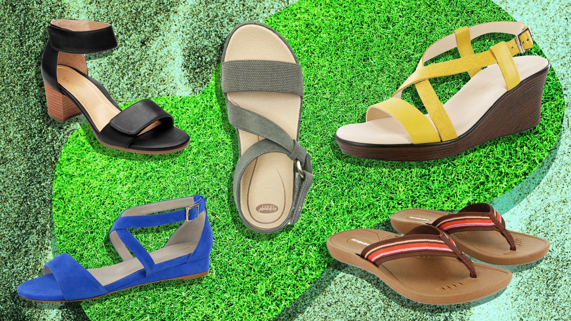 25713721f Podiatrists Tell Us How to Pick Sandals So Comfortable You Can Wear Them  All Day