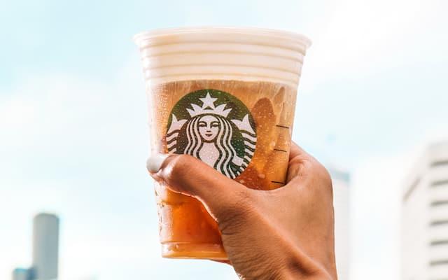 Starbucks Salted Cream Cold Foam Cold Brew