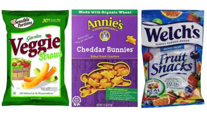 7 So-called healthy snacks you should