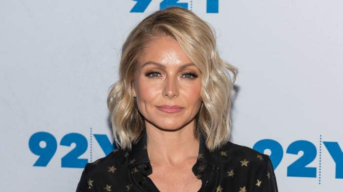 Small Person Kelly Ripa Tried to