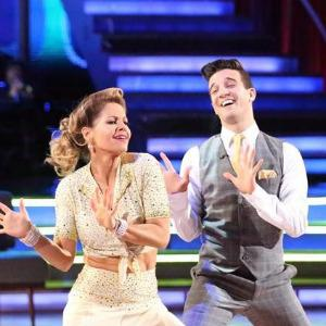 DWTS' Mark Ballas blogs: Dancing to