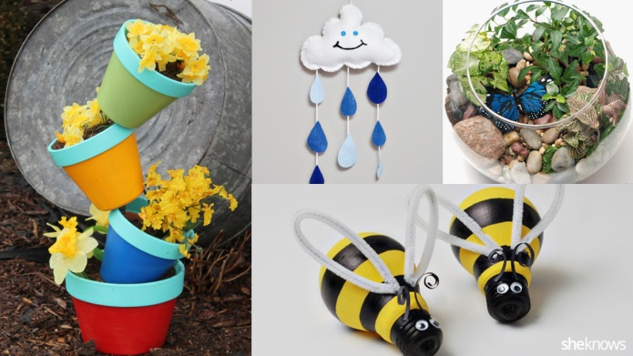 21 Summer Crafts for When It's
