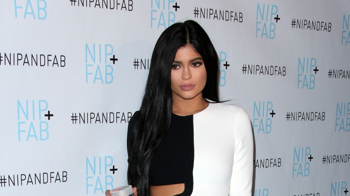 Kylie Jenner has an unexpected celeb