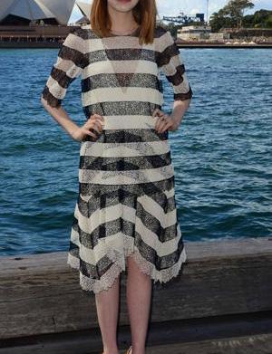 Friday's Fashion Fails: Emma Stone and