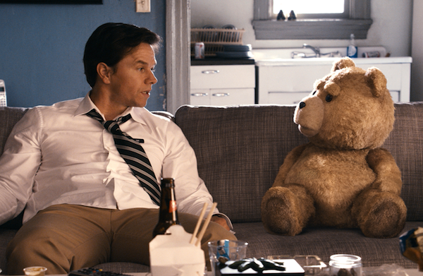 Ted movie review: dirty Fozzie is