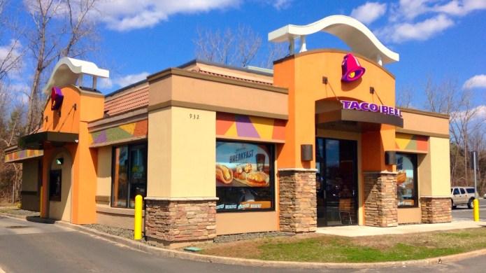 Taco Bell Fritos tacos answer the