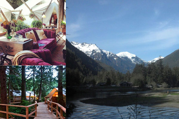 Glamping at cloyoquatwilderness resort | Sheknows.ca