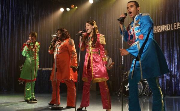 Glee Beatles