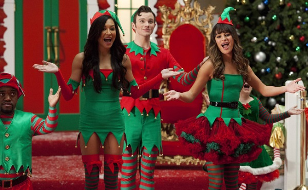 Glee Previously Unaired Christmas