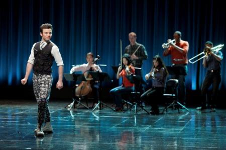 Glee Funeral episode