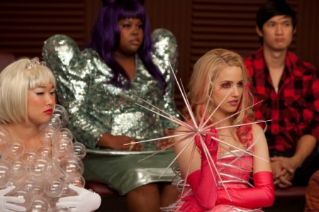 Glee does Lady Gaga on May 25