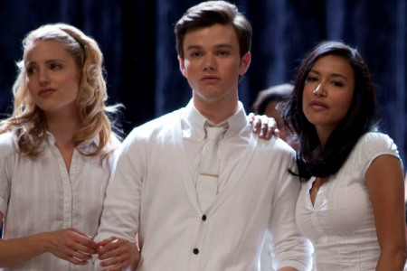 Glee: Grilled Cheesus