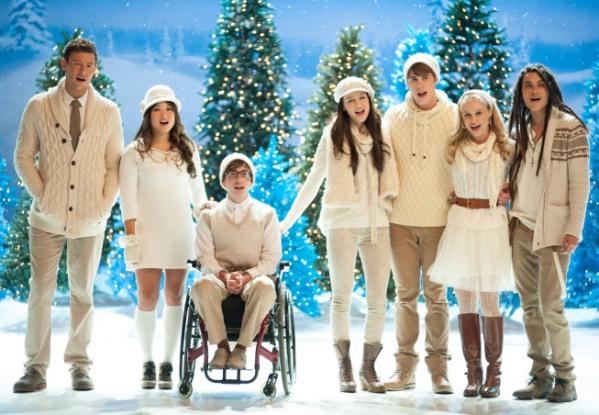 Glee's Holiday Extravaganza