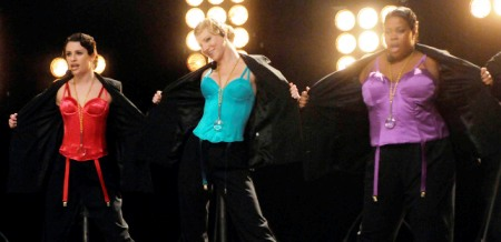 Glee does Madonna on April 20 at 9 pm