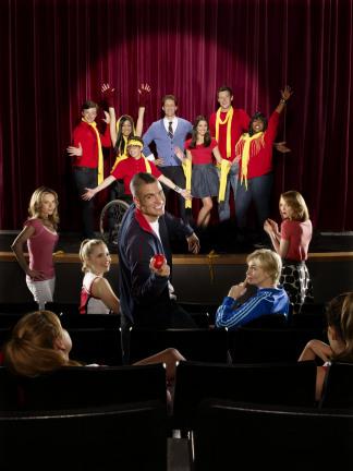 Missed Glee, don't miss it tonight on Fox!