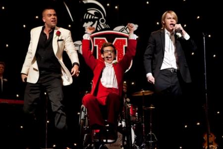 Glee's prom