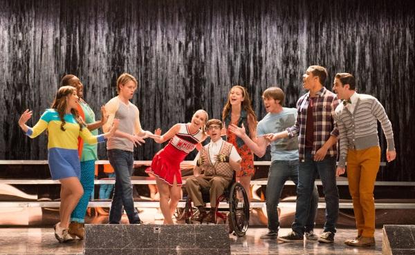 Glee renewed for two more seasons
