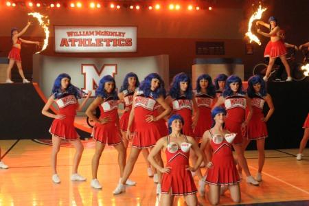 Glee does Firework