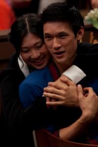 Glee marks Valentine's Day