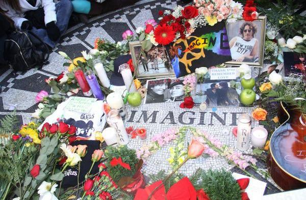 John Lennon's killer is up for