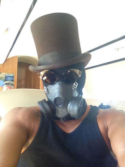 Will Smith at Burning Man