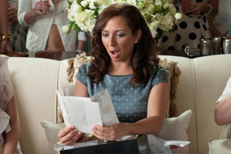 Maya Rudolph scoops Bridesmaids