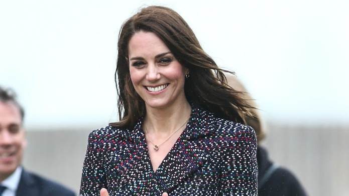 Kate Middleton Couldn't Let Prince William