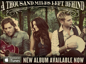 Gloriana's new album,