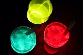 Glow cones