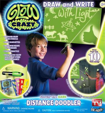 Distance Doodler